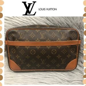 Authentic Louis Vuitton Monogram Compiegne 28